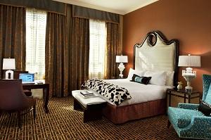 Hotel Monaco Standard Guestroom